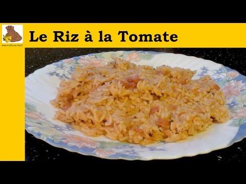 riz - La recette en vidéo du riz à la tomate par recettes-pas-bête, expliquer pas à pas Retrouvez la liste des ingrédients plus bas et le lien de la recette complè...