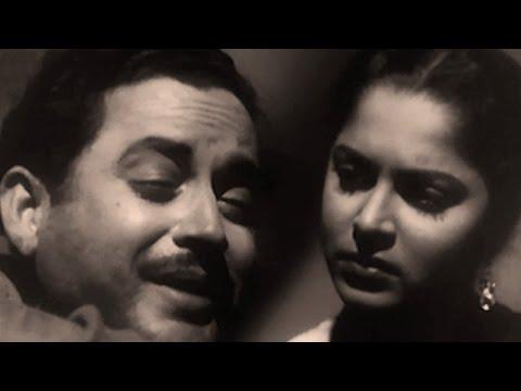 Waheeda Rehman worried for Guru Dutt  - Hindi Classic Movie Pyaasa, Emotional Scene 6/8