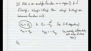 Mod-02 Lec-06 Sine, Cosine And Harmonic Functions