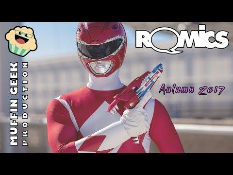 Romics 2017 - Autumn Edition - Cosplay Music Video