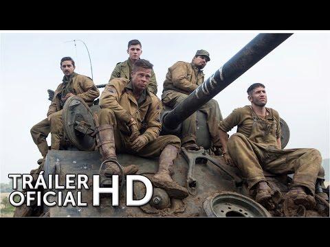 CORAZONES DE ACERO. Tráiler Oficial en Español. Ya en cines. Sony Pictures España