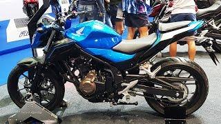 9. Honda CB500F