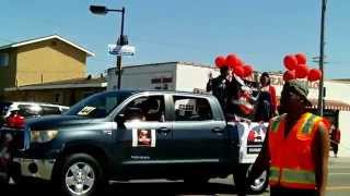 Khmer Culture - Khmer New Year Parade In Cambodia Town, long Beach California 4-6-2014