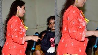 Rani Mukherjee's BABY BUMP | Is She PREGNANT?