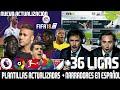 NUEVA ACTUALIZACIÓN FIFA 18 V5 | MOD FIFA 14 | PLANTILLAS Y FICHAJES 2017-18 + NARRACIÓN EN ESPAÑOL