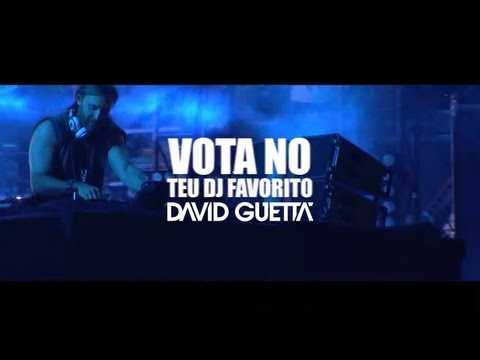 Vota em David Guetta @ DJ Mag TOP100 Djs