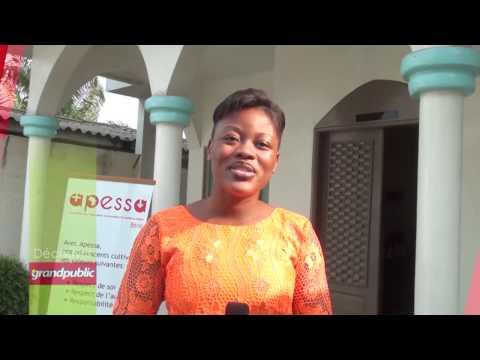 Christelle MAILLARD ASSOGBA et son combat pour l'éducation sexuelle des enfants en Afrique.