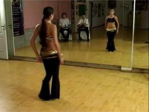 Cursos Danza Del Vientre - Ritmo Baladi - 1 de 2