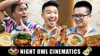 Video FOOD KING SINGAPORE: SHOPPING MALL MEALS UNDER $20?! MP3, 3GP, MP4, WEBM, AVI, FLV Desember 2018