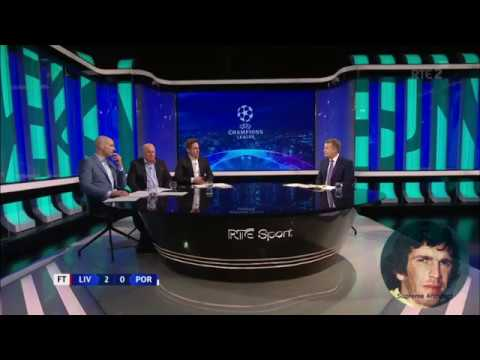 Liverpool 2-0 Porto Post Match Analysis
