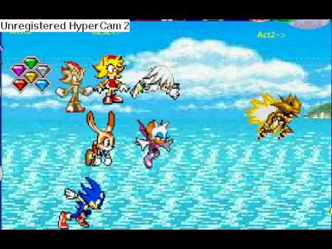 Hunt For Chaos Emaralds (Last And Final Part)
