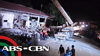 Pineda: 4 dead, 7 rescued from rubble of quake-hit supermarket   ANC
