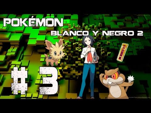 Guia/Walkthrough Pokémon Blanco y Negro 2 | Primer Gimnasio vs. Cheren | #3