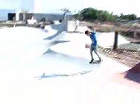 St Lucie Skate Park session