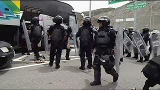 Meksika'da hırsızlık ihbarı sonrası ortalık karıştı