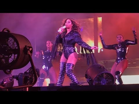Beyoncé - Flawless / Feeling Myself / Naughty Girl On The Run 2 Seattle, Washington 10/4/2018