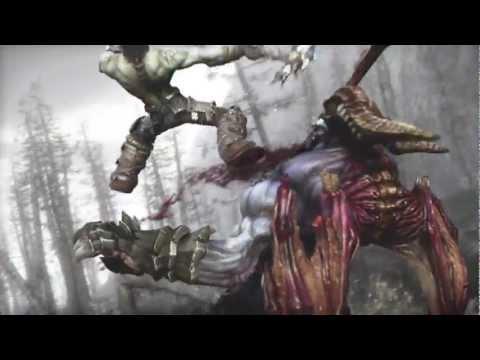 Darksiders 2 Trailer