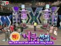 X-MAN Dance Session [Kim Jong Kook & Yoon Eun Hye]
