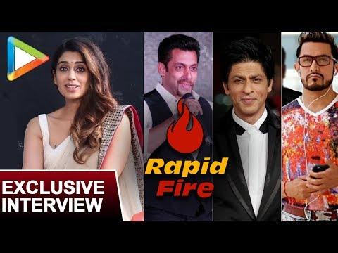 Masmeh Makhija's Outstanding Rapid Fire On Salman