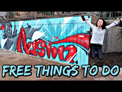 Top Free Things to Do in Austin, Texas in One Day!