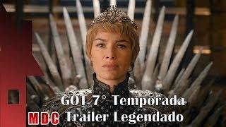 Saiu o trailer da 7 temporada de GOT , e vai estar fhoda como todos esperavam. Não se esqueça de se inscrever no canal e acessar nossa redes sociais. MDC FÃ ...