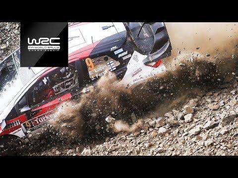 WRC - Rally Turquía/Especiales 1-4