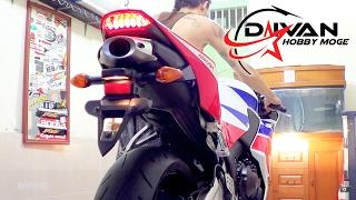 8. For sale.. Honda CBR 600 RR HRC 2013/2014, Exhaust Original Resembling