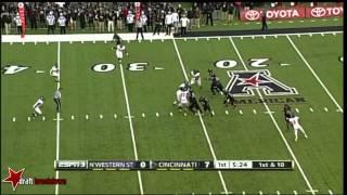 Blake Annen vs Northwestern State (2013)