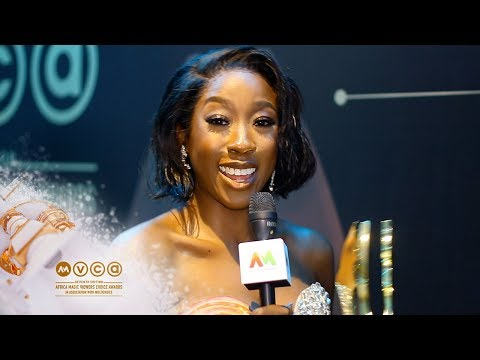 Excitement all round – AMVCA 7   Africa Magic