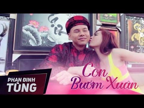 Con Bướm Xuân - Phan Đinh Tùng [MV HD]