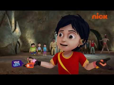 Shiva | शिवा | The Golden Statue | Full Episode 99 | Voot Kids