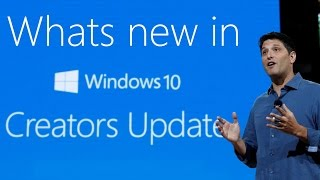 Lets find out what are the new features in the windows 10 creators update. Creators Update is the latest version of the Windows 10 with a lot of new features and revamps. If you have not watched or want to know how you can install the Windows 10 Creators Update in your PC watch this Please do like and share if you enjoy watching this and subscribe for more upcoming videos.Love my videos ? Every single countsDonate me - https://www.paypal.com/cgi-bin/webscr?cmd=_s-xclick&hosted_button_id=HCWCQZWURV7NLFor business enquiries - ashangharsh@gmail.comCONNECT WITH ME-Facebook -https://www.facebook.com/asangam.androidInstagram - https://www.instagram.com/the_asangamTwitter -   https://www.twitter.com/the_asangamSongs UsedDEAF KEV - Invincible [NCS Release]Download this track for FREE: http://bit.ly/deafkevinvinciblencsSupport on iTunes: http://apple.co/1JVk6mF↕Listen on Spotify: http://spoti.fi/1KqAixmListen on Apple Music: http://apple.co/1JVk6mF'Invincible' by Deaf Kev is out now on our compilation album NCS: The Best of 2015.Listen on Spotify: http://spoti.fi/1QYRADLSupport on iTunes: http://apple.co/1S90JdUDifferent Heaven & EH!DE - My Heart [NCS Release]Support on iTunes: http://apple.co/1GxoyZdDownload this track for FREE: http://bit.ly/differentheavenmyheartncsListen on Spotify: http://spoti.fi/1FOKsoBListen on Apple Music: http://apple.co/1GxoyZdFollow Different Heaven:https://soundcloud.com/different-heavenhttps://www.facebook.com/DifferentHeavenFollow EH!DE:https://soundcloud.com/ehide-dubstephttps://www.facebook.com/pages/Ehide/...https://twitter.com/EhideOfficialhttp://www.youtube.com/user/TheOffici...http://www.songkick.com/artists/7395524