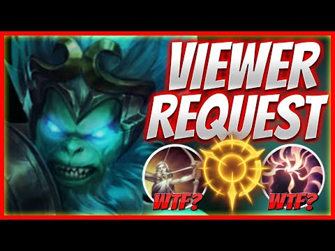 Presence of Mind on Wukong? WTF! | PTA Wukong in Ranked P2 - League of Legends