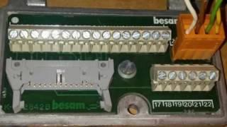 Besam 4000 connection terminal box repair service