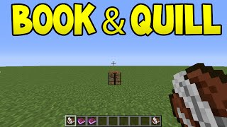 Minecraft (Xbox360/PS3) - TU25 Update! - Book & Quill CONFIRMED! + More Explained