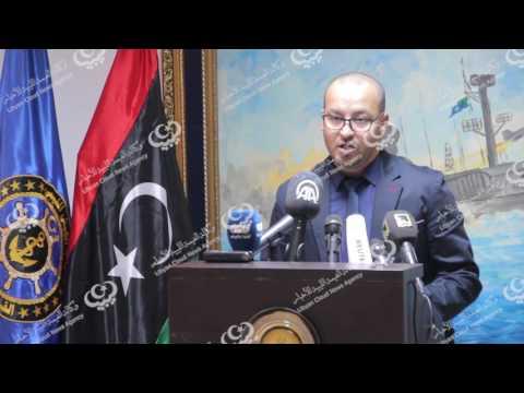 أركان البحرية الليبية توضح التعاون مع إيطاليا