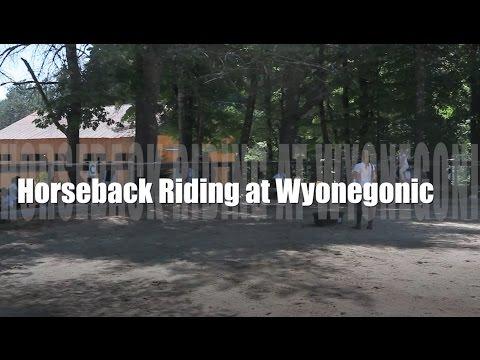 Horseback Riding at Wyonegonic