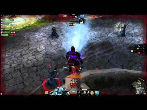 Guild Wars 2 – Guardian PvP Gameplay