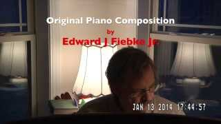 Original Piano Composition - Videotaped
