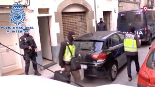 Roda Del Ter Spain  City pictures : Imatges del detingut a Roda de Ter