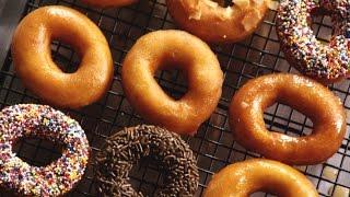 Doughnuts americane