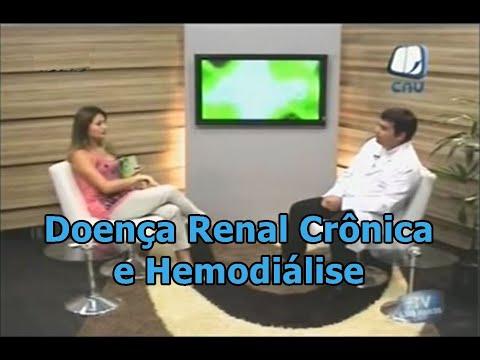 Doença Renal Crônica (TV São Marcos)