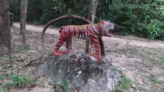 Khueang Nai Thailand  city images : #19 - wat ba..Trip to the very cool jungle temple - ISAAN ubon