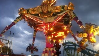 The Legend Goes To Central Florida Fair