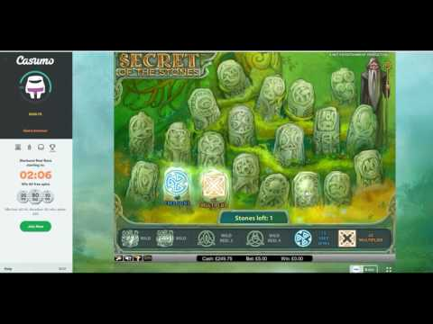 Online Slot Session with The Bandit - Alien Robots, Pharaohs Tomb and More