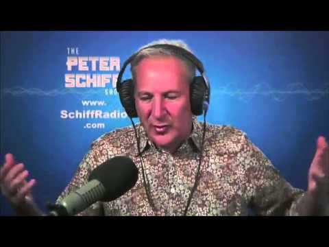 inflation - Listen to The Peter Schiff Show Live Weekdays 10am to noon ET on http://www.SchiffRadio.com Buy my newest book at http://www.tinyurl.com/RealCrash Friend me on http://www.Facebook.com/PeterSchiff...