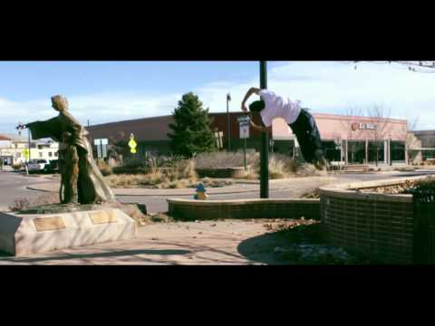 Winter Footage 2013-2014 (Parkour & Freerunning