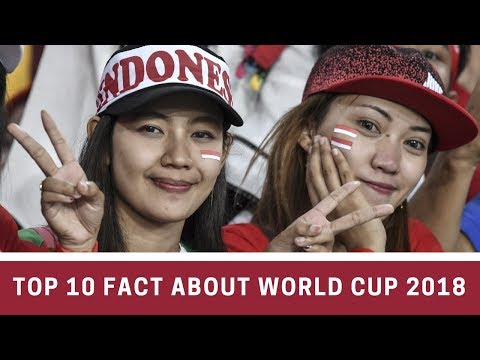 FIFA World Cup 2018 -Top 10 Fact About Fifa World Cup 2018 In Russia