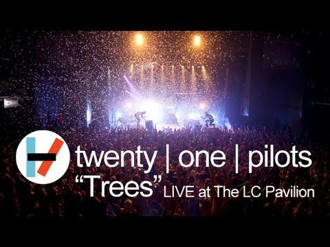 twenty one pilots: Trees (LIVE)