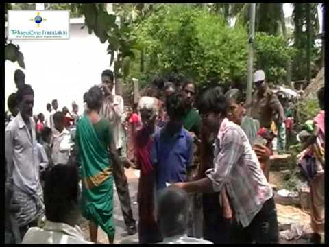 TeluguOne Foundation - Services for Flood Victims 6